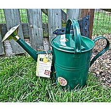 image of Haws Traditional 1.2-Gallon Metal Watering Can