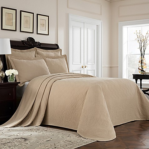Williamsburg Richmond Bedspread Bed Bath Amp Beyond