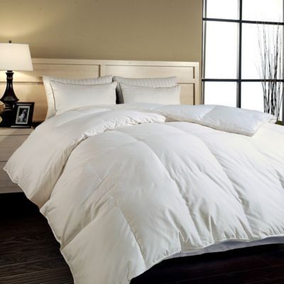 Year Round Warmth Siberian White Down Comforter Bed Bath Beyond
