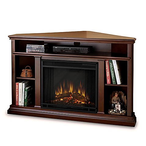 Buy Real Flame Churchill Electric Fireplace Media Console