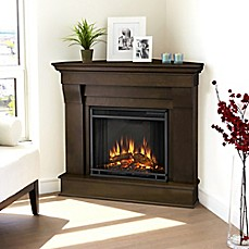 image of Real Flame® Chateau Corner Electric Fireplace