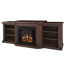 image of Real Flame® Valmont Entertainment Center Electric Fireplace