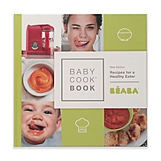 image of Beaba® BabyCook Book New Edition Recipes For A Healthy Eater