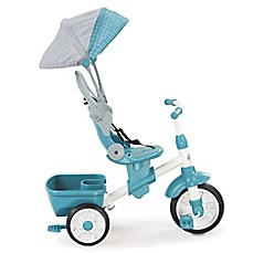image of Little Tikes® Perfect Fit 4-in-1 Trike in Teal