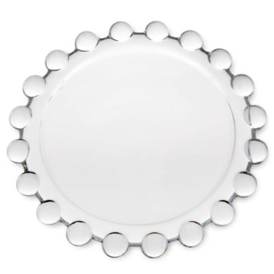 image of Hobnail Pilar Plate Candle Holder