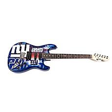 New York Giants Woodrow Guitar Guitar Strap