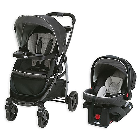 Graco 174 Modes Click Connect Travel System In Davis Bed