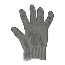 image of American Angler Stainless Steel Mesh Fillet Glove in Grey