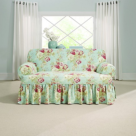 Buy Sure Fit 174 Ballad Bouquet By Waverly T Cushion