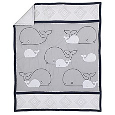 image of Nautica Kids® Mix & Match Sailboat Comforter in Navy/Grey