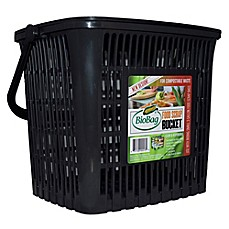 image of BioBag® Kitchen Counter Ventilated Compost Bucket