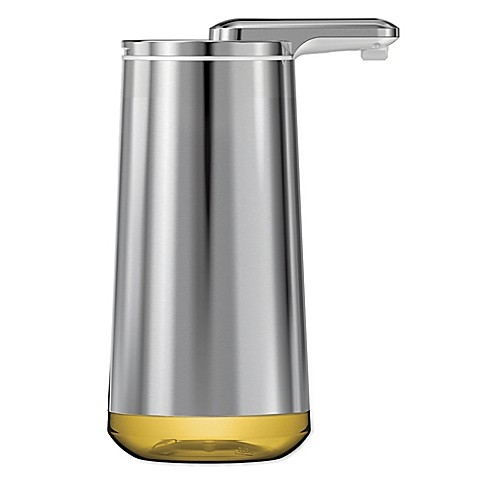 simplehuman rechargeable soap dispenser instructions