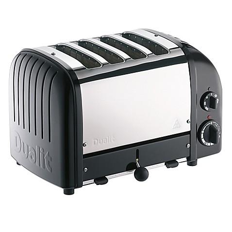 Dualit NewGen 4 Slice Toaster Bed Bath & Beyond