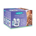 image of Lansinoh® Smartpump™ Double Electric Breast Pump in Purple/White