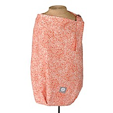 image of Dr. Sears Balboa Baby® Nursing Cover in Coral Bloom