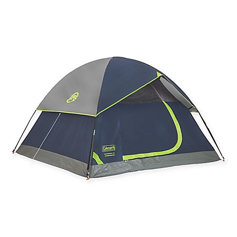 Colemanu0026reg; Sundomeu0026reg; 3-Person C&ing Tent  sc 1 st  Bed Bath u0026 Beyond & Coleman® Sundome® 3-Person Camping Tent - Bed Bath u0026 Beyond