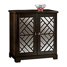image of Howard Miller® Barolo Wine Console in Dark Brown