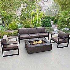 Image Of Real Flame® Baltic Outdoor Patio Furniture And Accessory Collection