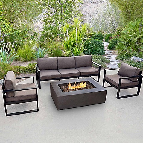 Real Flameu0026reg; Baltic Outdoor Patio Furniture And Accessory Collection