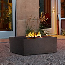 image of Real Flame® Baltic Square Natural Gas Fire Table