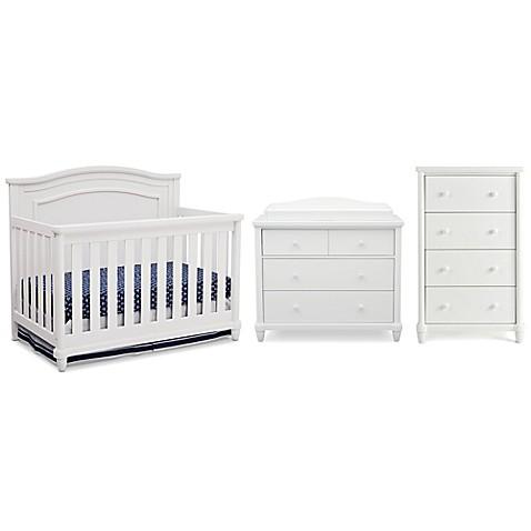 simmons nursery furniture. simmons kids\u0026reg; barrington nursery furniture collection in bianca n