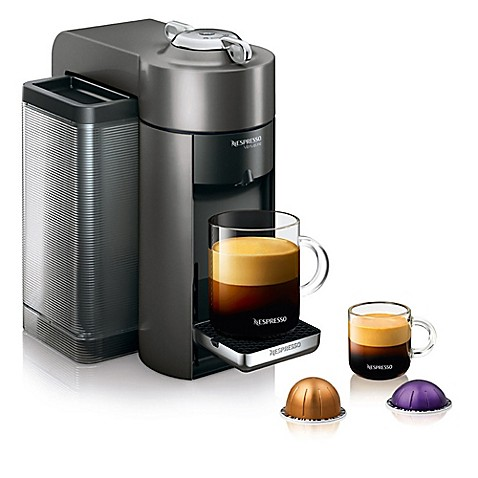 vertuoline coffee and espresso machine