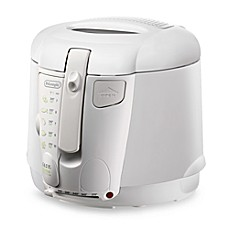 image of cool touch deep fryer in white