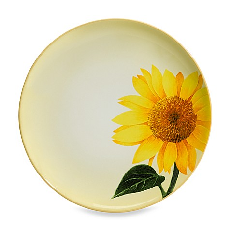 Noritake® Colorwave Accent Plate in Mustard