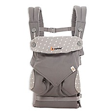 image of Ergobaby™ 4-Position 360 Baby Carrier in Dewey Grey