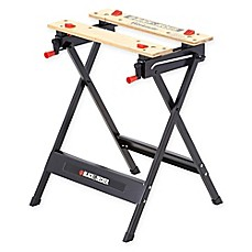 image of Black & Decker™ Workmate® 350-Pound Capacity Portable Work Bench