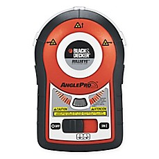 image of Black & Decker™ BullsEye™ Auto-Leveling Laser With AnglePro™ in Orange/Black