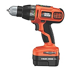 image of Black & Decker™ SmartSelect® 12V Cordless Drill/Driver