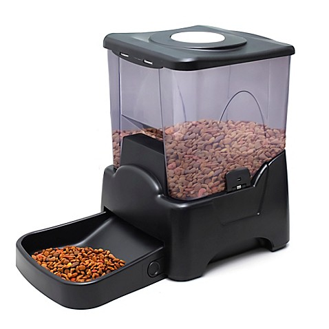 Automatic Cat Food Dispenser