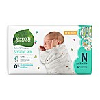 image of Seventh Generation™ 36-Count Free and Clear Newborn Chlorine-Free Disposable Diapers