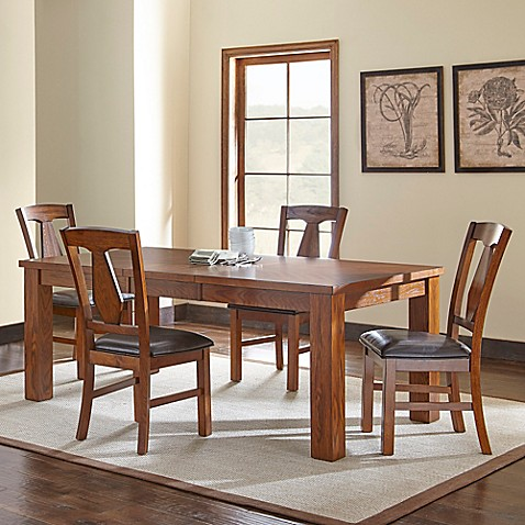 Steve Silver Co Lakewood 5 Piece Dining Set Bed Bath