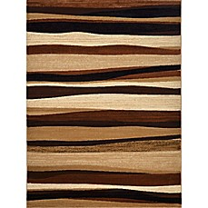 image of Home Dynamix Tribeca Rug in Brown
