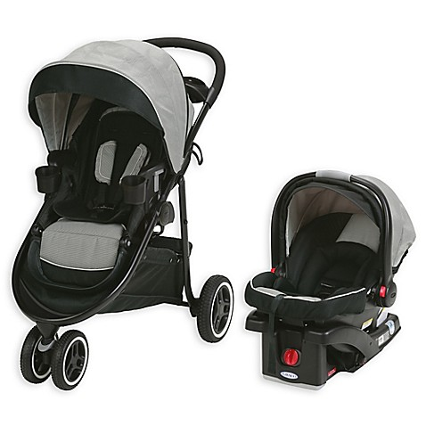 Graco® Modes™ 3 Lite XT Travel System in Hartford Black™