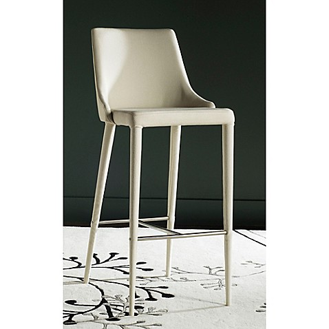 Buy Safavieh Summerset Counter Stool In Buttercream From