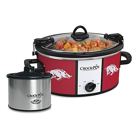 Pot® Cook amp; Carry™ Slow Cooker with Little Dipper Warmer  Bed Bath