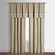 Spencer Window Curtain Panels And Valance
