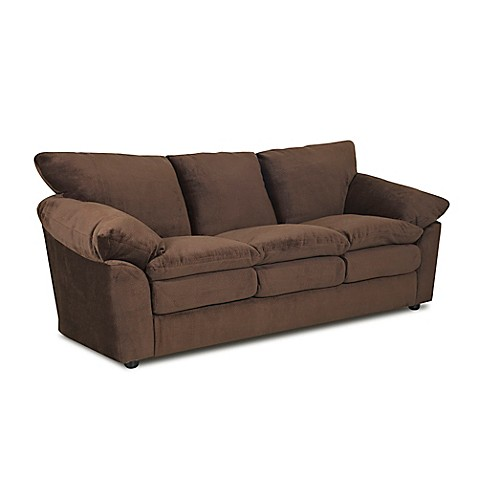 Klaussner 174 Loveseat And Sofa Collection Bed Bath Amp Beyond