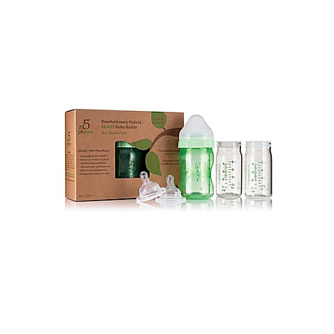 5 Phases Glass Starter Set in Green