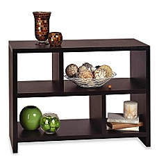image of Bookcase Console Table
