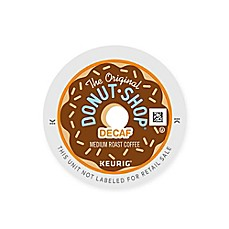 image of Keurig® K-Cup® Pack 48-Count The Original Donut Shop® Decaf Coffee Value Pack