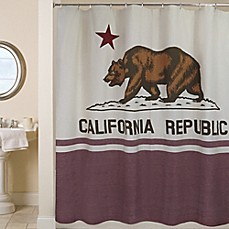 image of Park B. Smith California Republic 72-Inch Shower Curtain