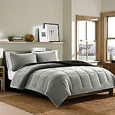 image of Eddie Bauer® Premium Fleece Comforter Set