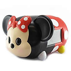 image of Disney® BulbBotz Minnie Mouse Alarm Clock
