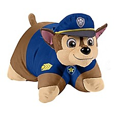 image of Pillow Pets® PAW Patrol Chase Folding Pillow Pet