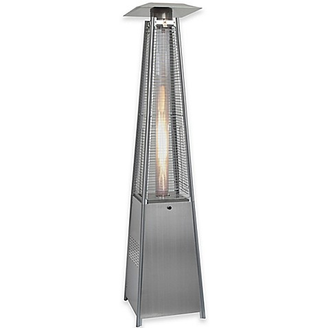 Buy Hanover Pyramid Propane Patio Heater In Stainless