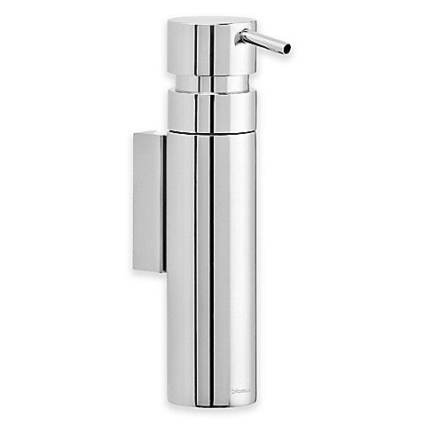 Nexio wall mounted stainless steel soap dispenser bed - Distributeur de savon mural leroy merlin ...